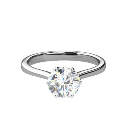 shop pandora style diamond engagement ring samara james. Black Bedroom Furniture Sets. Home Design Ideas